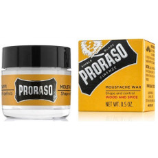 Proraso Wood & Spice Moustache Wax