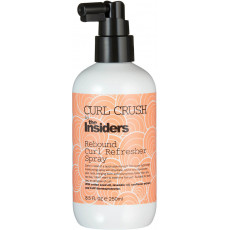 The Insiders CURL CRUSH Rebound Curl Refresher Spray