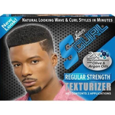 Luster's S Curl Texturizer Kit 2 Applicaties