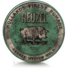 Reuzel Grease Medium Hold Green Pomade
