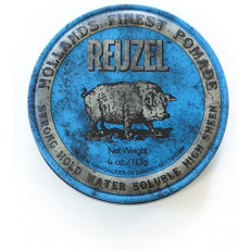 Reuzel Grease Heavy Hold Blue Pig Pomade