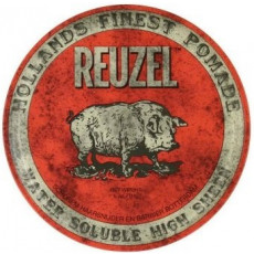 Reuzel Water Soluble High Sheen Red Pomade - 113gr