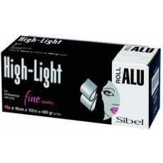 Sibel High-Light Aluminium Folie 12 micron 15cm