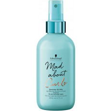 Schwarzkopf Mad about Curls Quencher Oil Milk