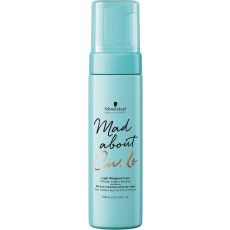 Schwarzkopf Mad about Curls Whipped Foam