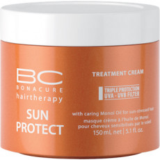 Schwarzkopf Bonacure Sun Protect Treatment Cream