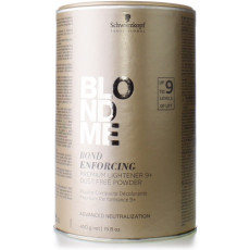 Schwarzkopf Blond Me Bond Enforcing Premium Lightener 9+