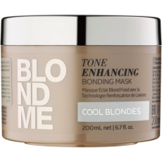 Schwarzkopf BM Tone Enhancing Bonding Mask Cool Blondes