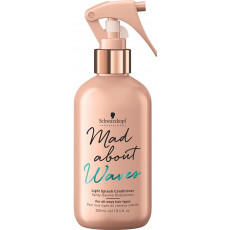 Schwarzkopf Mad About Waves Light Splash Conditioner - 250ml