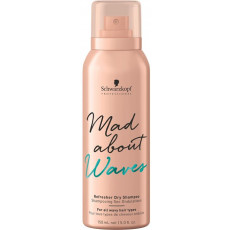 Schwarzkopf Mad About Waves Refresher Dry Shampoo