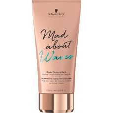 Schwarzkopf Mad About Waves Windy Texture Balm - 150ml