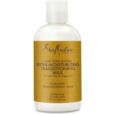 Shea Moisture Raw Shea Butter Extra-Moisturizing Transitioning Milk