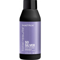 Matrix Total Results Color Obsessed SO Silver Shampoo  -50ml