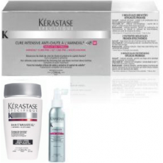 Kerastase Aminexil Force R plus Bain Prevention plus Stimuliste set
