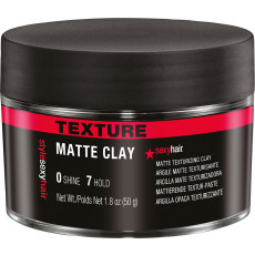 Sexy Hair Style Matte Clay