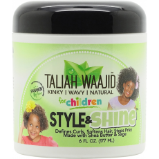 Taliah Waajid For Children Natural Style & Shine
