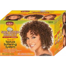 African Pride Texture Softening Elongating System