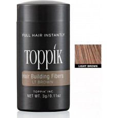Toppik Hair Building Fibers Light Brown