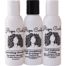 Rizos Curls Reina Travel Set met 3 producten
