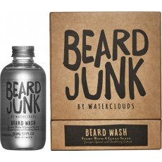 Waterclouds Beard Junk Beard Wash