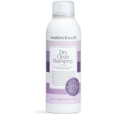 Waterclouds Dry Clean Hairspray Violet Silver