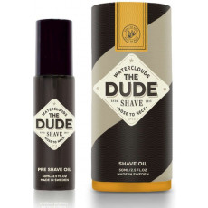Waterclouds The Dude Shave Oil