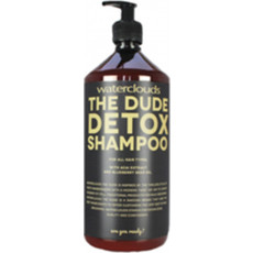 Waterclouds The Dude Detox Shampoo -1000ml
