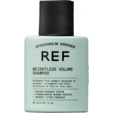 REF Weightless Volume Shampoo - 60ml