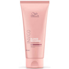 Wella Invigo Blonde Recharge Color Conditioner Cool