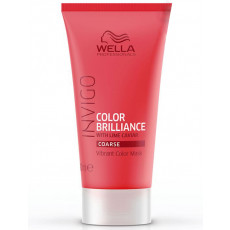 Wella Invigo Color Brilliance Color Mask Weerbarstig -30ml